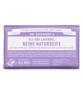 Dr. Bronner's Bar Soap - Lavender