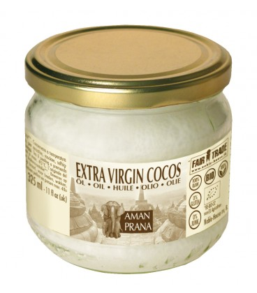 Coconut Oil - extra virgin - Amanprana