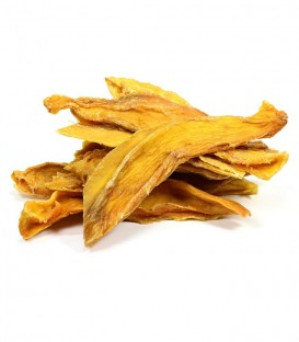 Mango strips from Burkina Faso (dried)