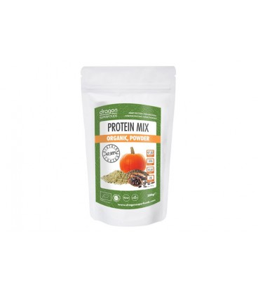 Protein Mix (with hemp, chia, pumpkin, and cocoa)