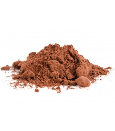 Cocoa powder - rich and smooth in taste