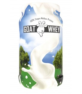 Goat Whey Concentrate from grass-fed goats
