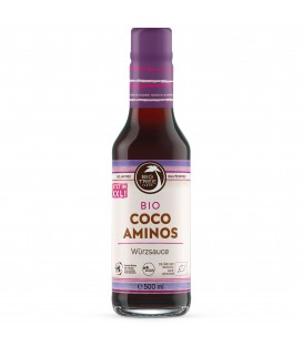 Coco Aminos Coconut Sauce - Big Tree Farms