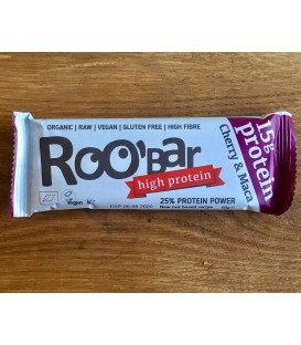 Roo'Bar Protein - Cherry & Maca