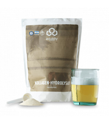 Collagen hydrolysate (grass-fed) with minerals