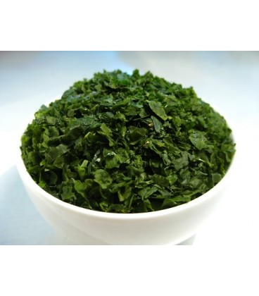 Atlantic Spirulina flakes - wild harvested