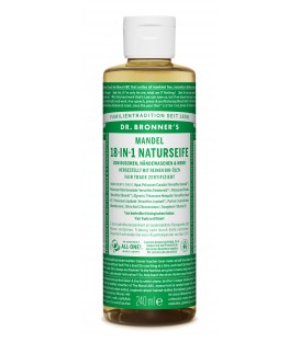Dr. Bronner's Liquid Soap - Almond
