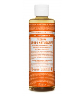 Dr. Bronner's Liquid Soap - Tea tree