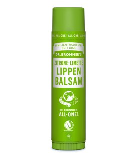 Dr. Bronner's Lip Balm - Lemon Lime