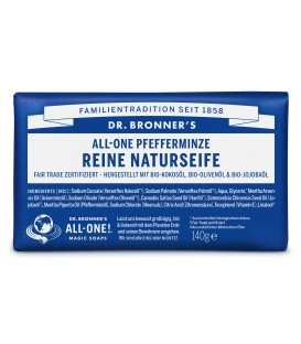Dr. Bronner's Bar Soap - Peppermint