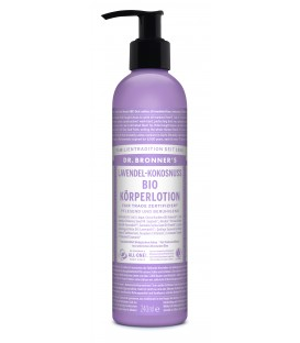 Dr. Bronner's Body Lotion - Lavender Coconut